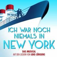 ICH WAR NOCH NIEMALS IN NEW YORK Berlin