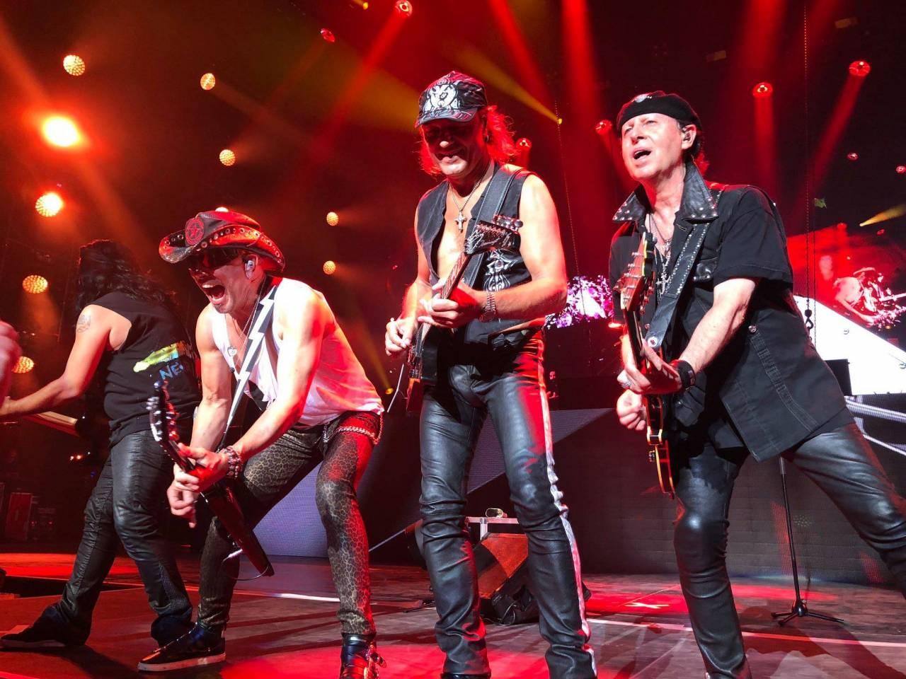 Scorpions 11.02.2019