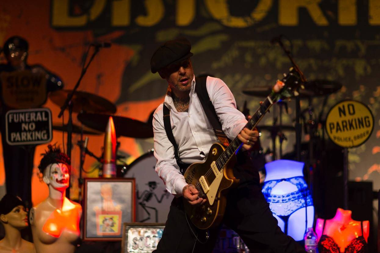 Social Distortion 23.10.2019