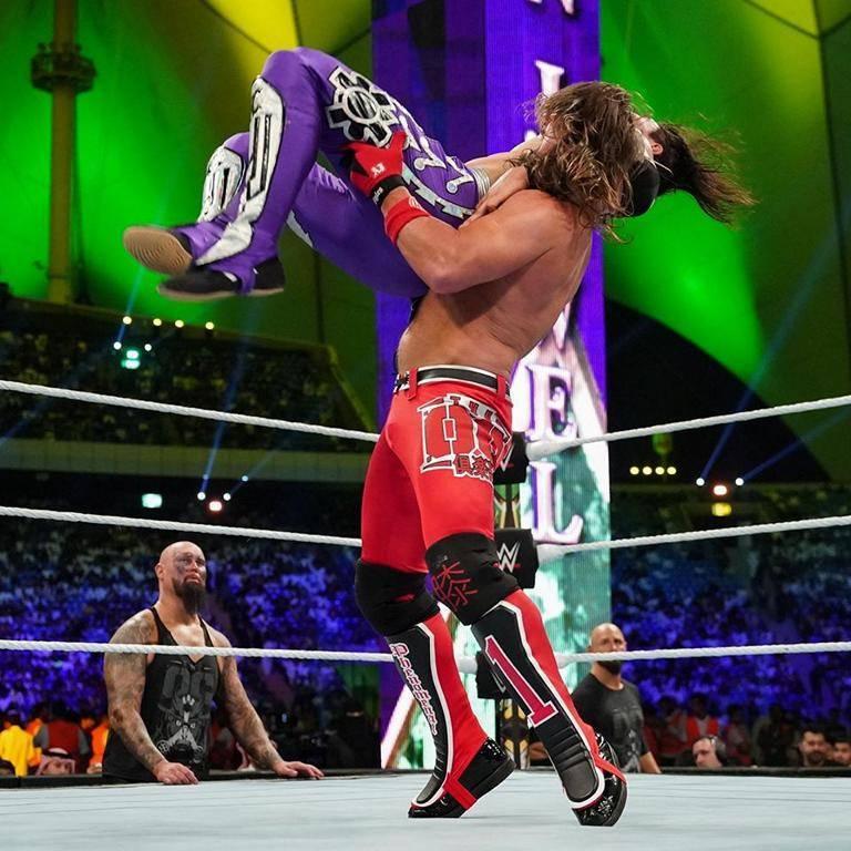 WWE 14.11.2019